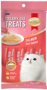 SmartHeart® Creamy Cat Treat – Salmon Flavor
