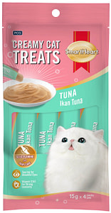 SmartHeart® Creamy Cat Treat – Tuna Flavor