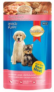 SmartHeart® Chicken Chunk in Gravy (puppy)