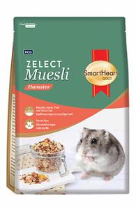 SH Zelect Muesli Hamster