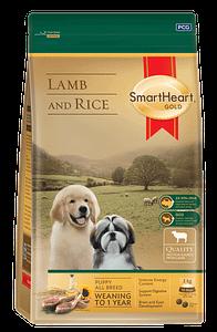 SmartHeart® Gold Lamb & Rice