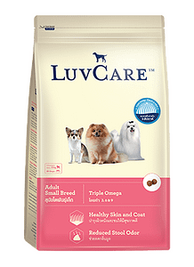 LuvCare Adult Small Breed