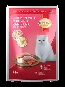 SmartHeart® Chicken with Rice and Kanikama